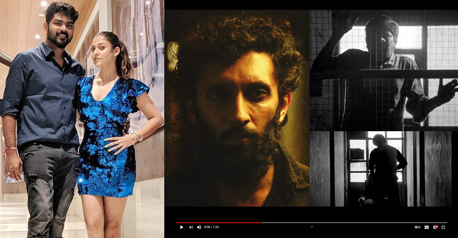 rocky tamil film,rocky tamil movie teaser,nayanthara,vignesh shivan,Nayanthara and Vignesh Shivan are presenting film rocky,tamil cinema news,kollywood cinema news,latest tamil film teaser,Vasanth Ravi,Bharathiraja