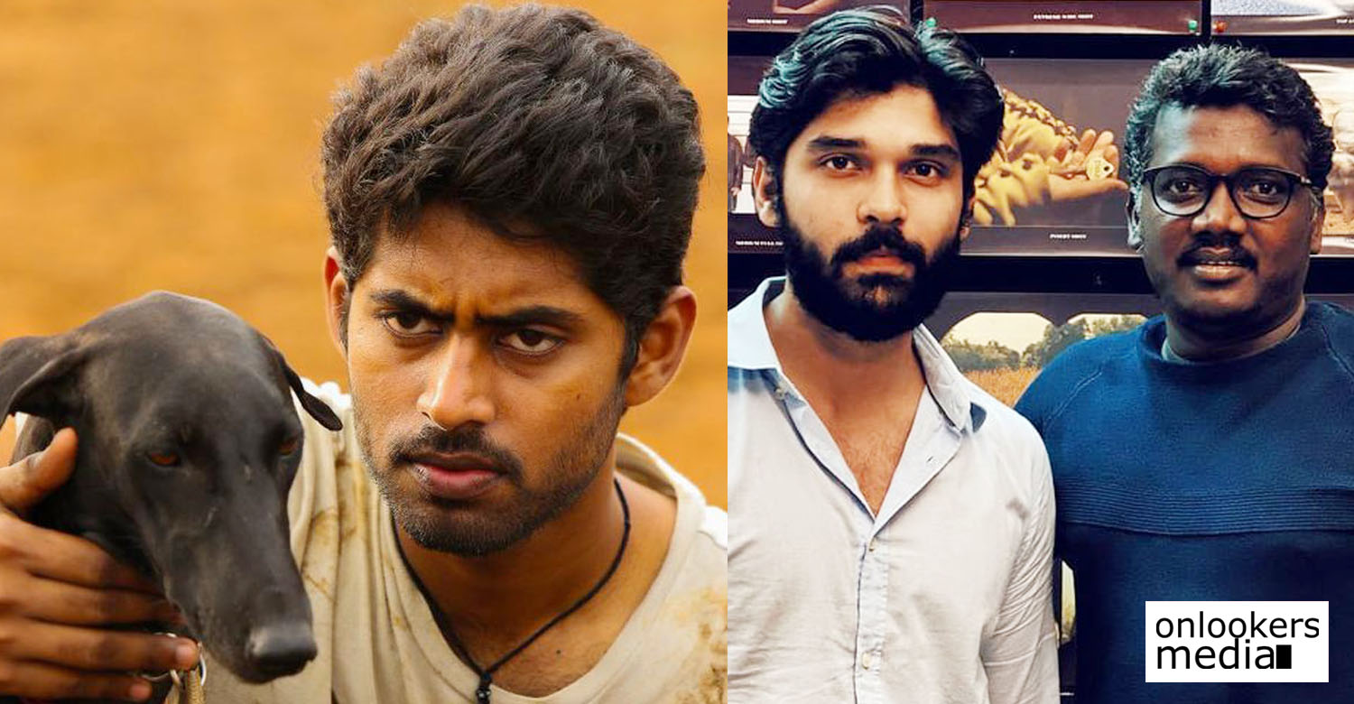 dhruv vikram,mari selvaraj,dhruv vikram with mari selvaraj,dhruv vikram in mariselvaraj film,dhruv vikram upcoming tamil projects,pariyerum perumal director,pariyerum perumal director mariselvaraj new projects