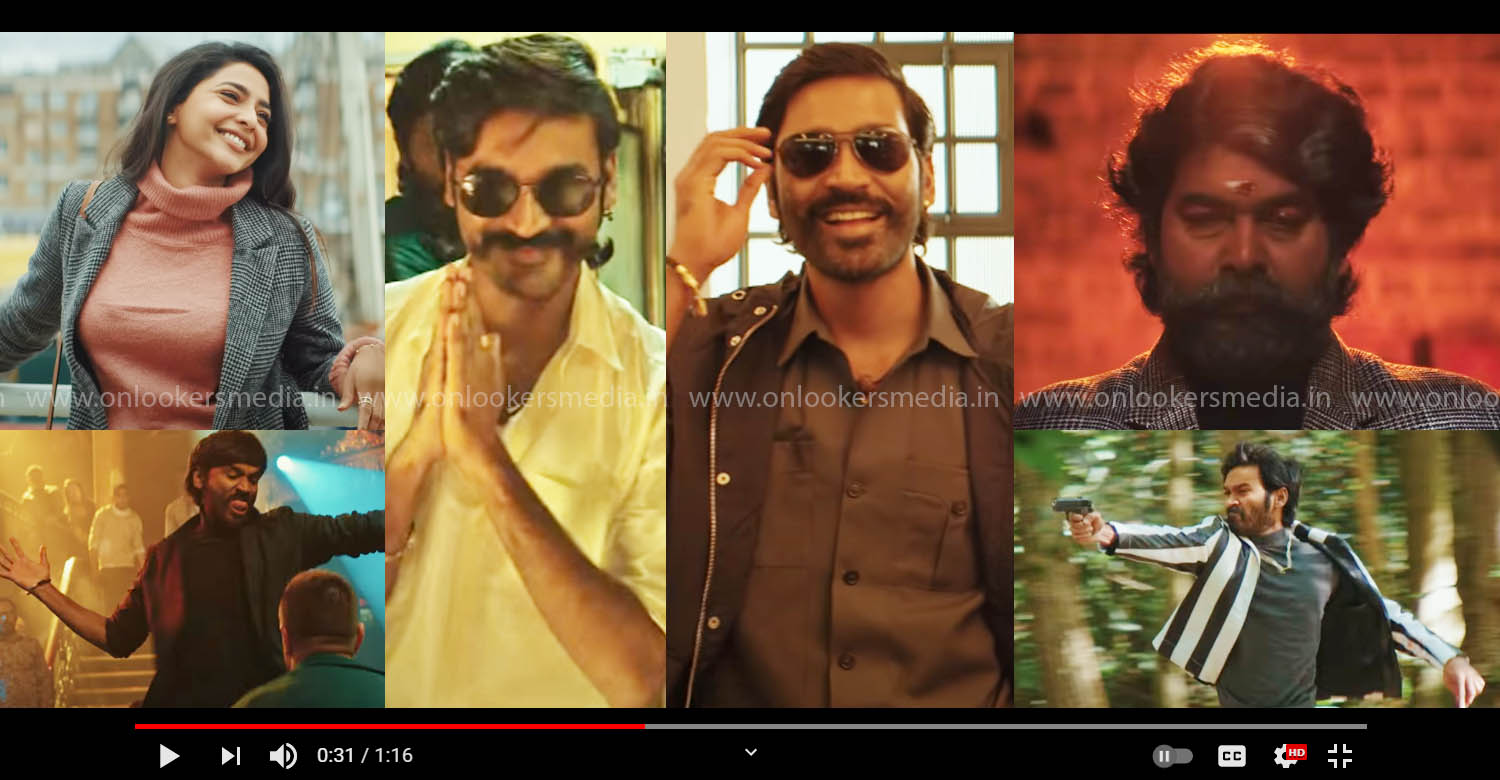 Jagame Thandhiram,Jagame Thandhiram teaser,dhanush,karthik subbaraj,aishwarya lekshmi,joju george,dhanush in Jagame Thandhiram,aishwarya lekshmi new tamil cinema,karthik subbaraj new film with dhanush,dhanush aishwarya lekshmin Jagame Thandhiram,joju george tamil cinema,joju george in Jagame Thandhiram