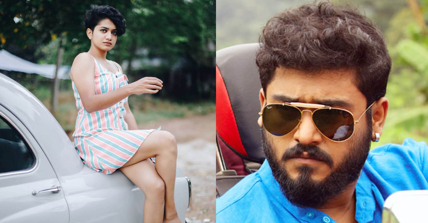 Gaganachari,gokul suresh new film Gaganachari,gokul suresh new cinema,gokul suresh new movie stills,anarkali marikar,anarkali marikar new photoshoot images,gokul suresh anarkali marikar in Gaganachari