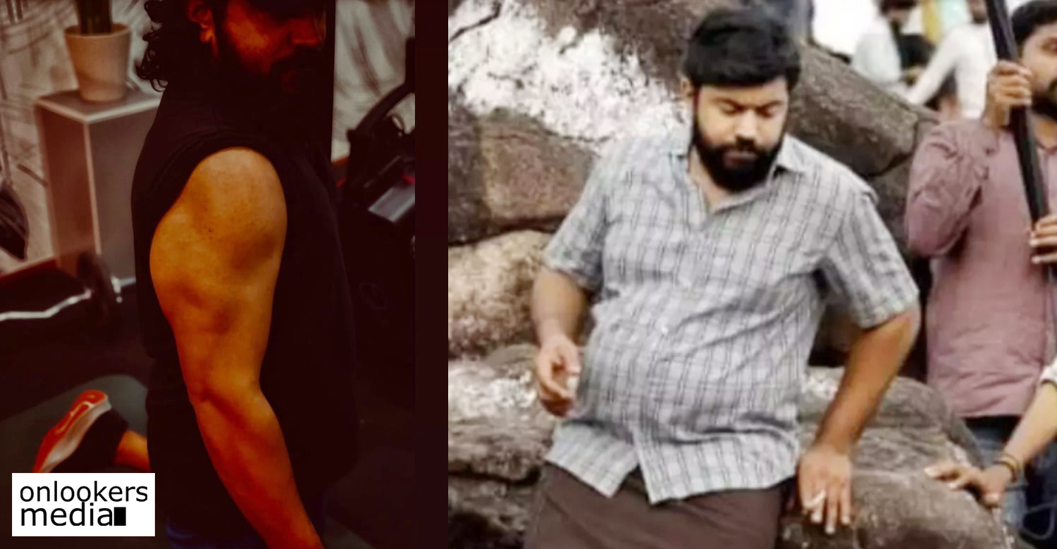 nivin pauly makeover Padavettu,nivin pauly physical makeover Padavettu,nivin pauly latest news, Padavettu movie updates