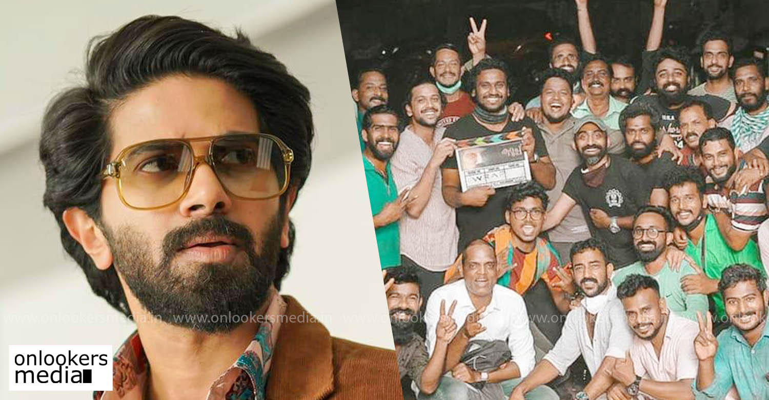 kurup movie latest news,kurup movie updates,kurup movie shoot wrapped,dulquer salmaan kurup latest updates,latest malayalam film news,dulquer salmaan upcoming film news