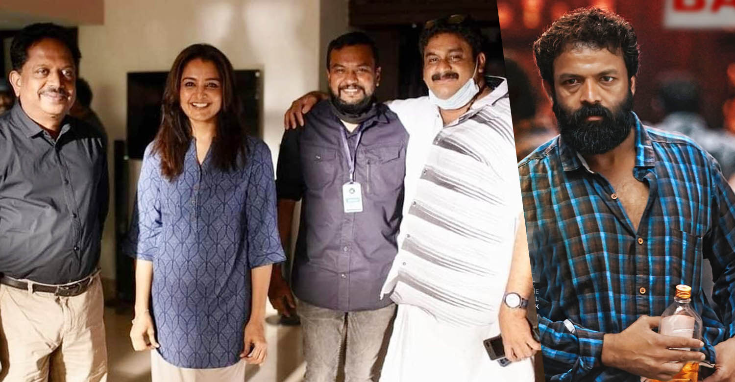 jayasurya,manju warrier,jayasurya manju warrier movie,actor jayasurya latest news,jayasurya manju warrier in vellam director new film,vellam director prajesh sen new movie
