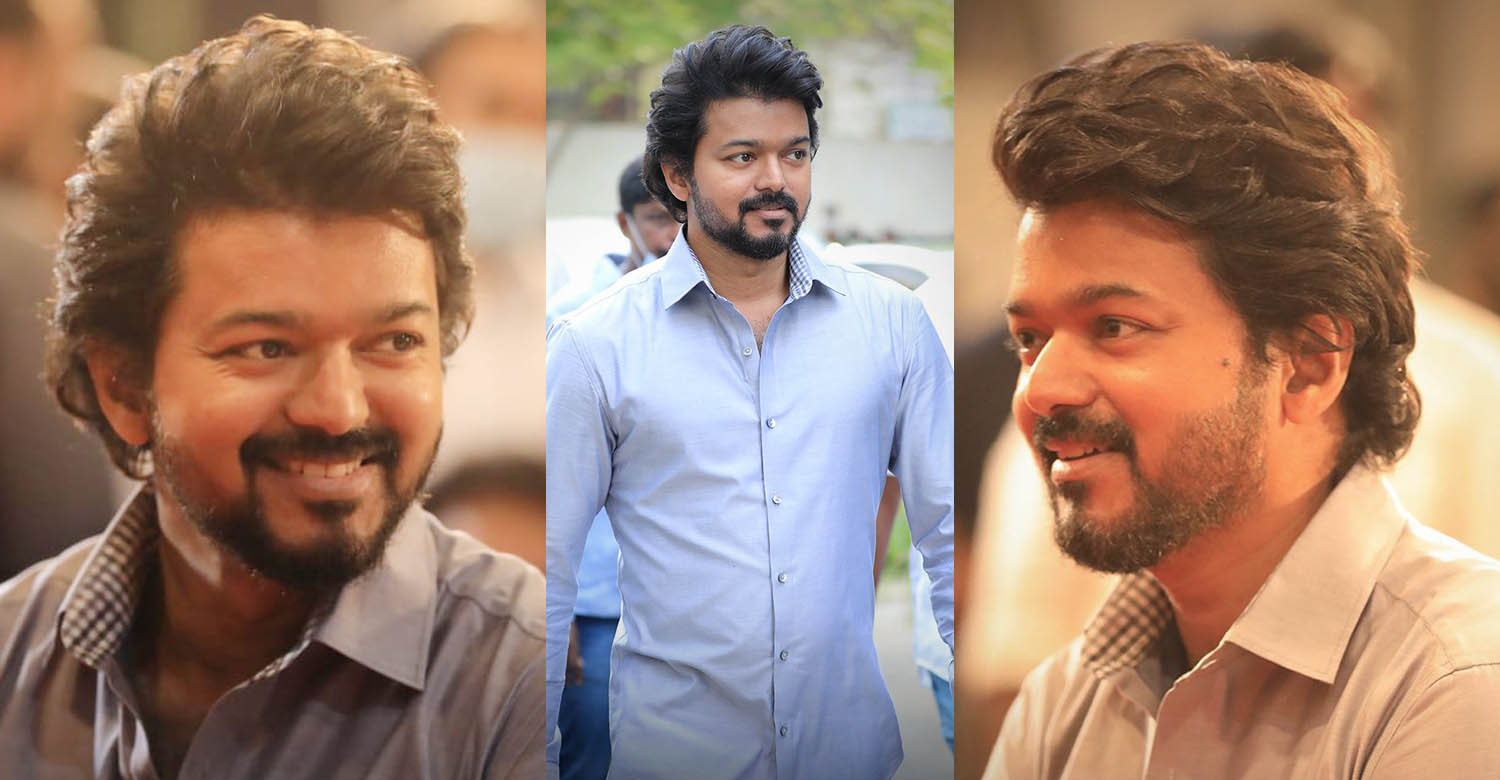 thalapathy 65 pooja,thalapathy 65 launch,thalapathy 65 pooja stills,thalapathy 65 pooja pics,thalapathy 65 launch stills,actor vijay,actor vijay thalapathy 65 look,actor vijay new look images,vijay thalapathy 65 look,thalapathy 65,actor vijay,nelson dilipkumar,tamil cinema news,latest kollywood film news