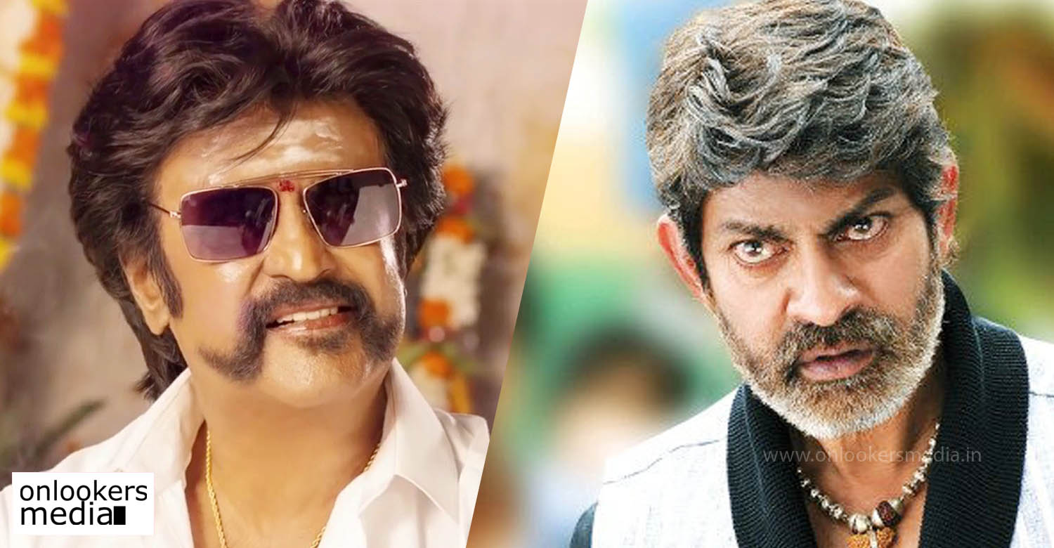 Annaatthe latest updates,Annaatthe movie cast,jagapathi babu,actor jagapathi babu latest news,jagapathi babu film news,superstar rajinikanth,rajinikanth Annaatthe news,rajinikanth Annaatthe latest updates,kollywood cinema,tamil cinema news
