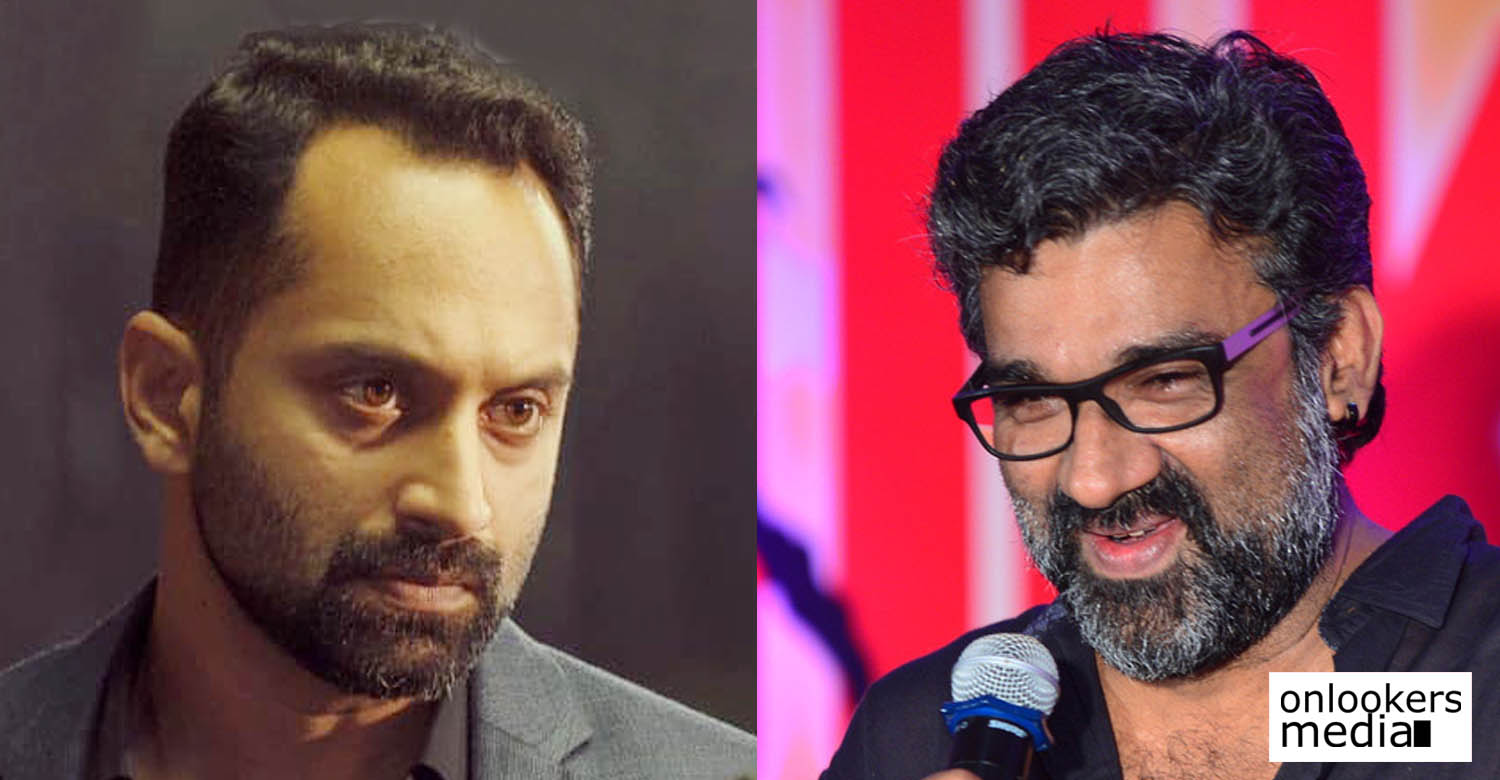 malayalam filmmaker ranjith,actor fahadh faasil,fahadh faasil latest news,fahadh faasil upcoming malayalam projects 2021,fahadh faasil in director ranjith next film,fahadh faasil director ranjith movie,mollywood cinema latest news,malayalam film industry,malayalam cinema latest updates