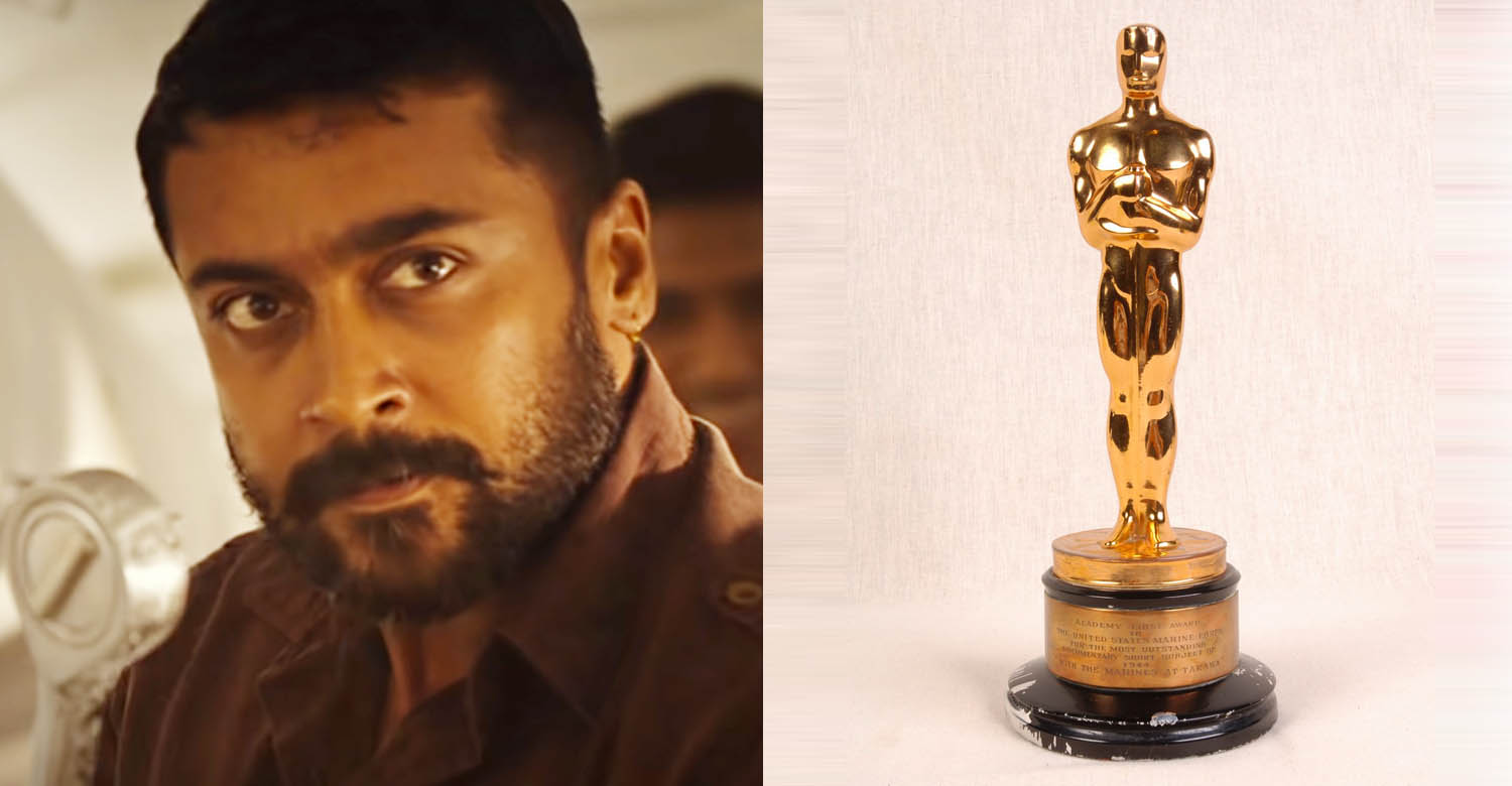Soorarai Pottru,Soorarai Pottru oscar 2021,Soorarai Pottru latest news,suriya Soorarai Pottru latest news,tamil actor suriya latest news,oscar awards 2021,Best Picture in the Academy Awards
