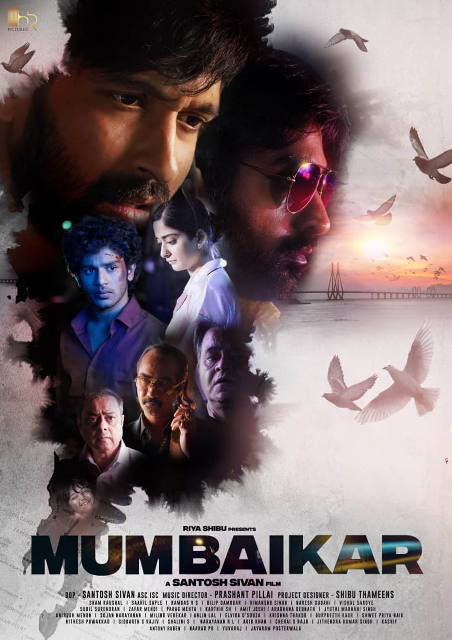 First look of Mumbaikar,Mumbaikar,Maanagaram hindi remake,vijay sethupathi,santosh sivan,vijay sethupathi hollywood film,santosh sivan new hindi film