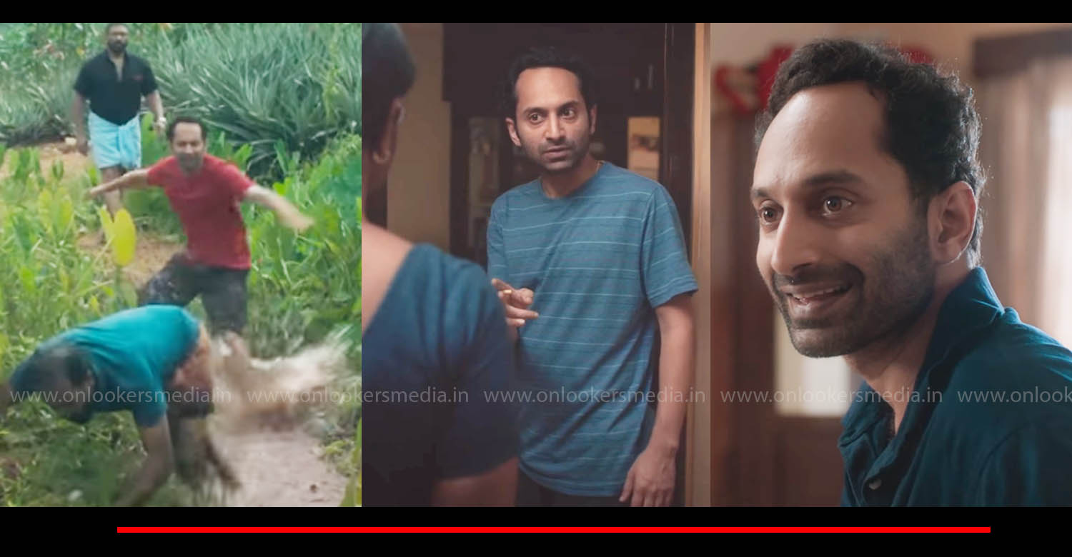 joji trailer,latest malayalam cinema,malayalam cinema news,dileesh pothan,syam pushkaran,fahadh faasil,fahadh faasil new film,joji malayalam movie