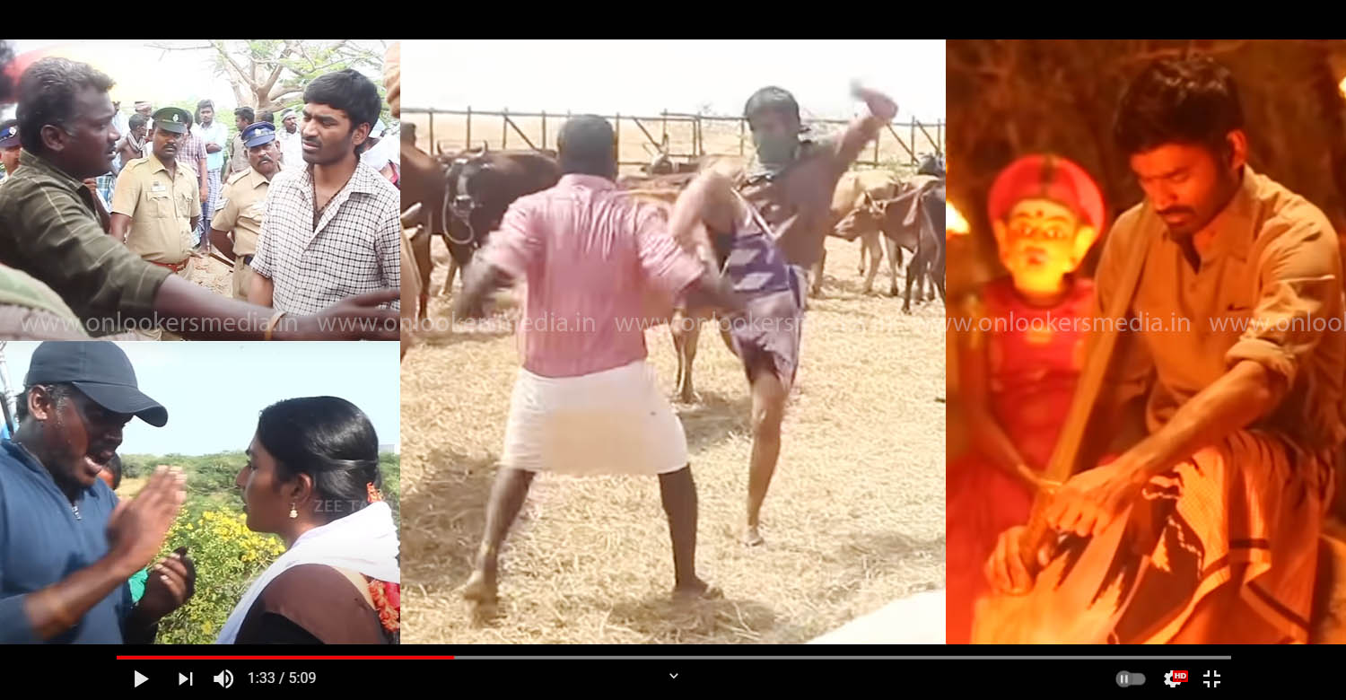 Karnan making video,Karnan behind the scene video,dhanush Karnan location video,dhanush,mari selvaraj,rajisha vijayan,latest tamil cinema,tamil cinema news