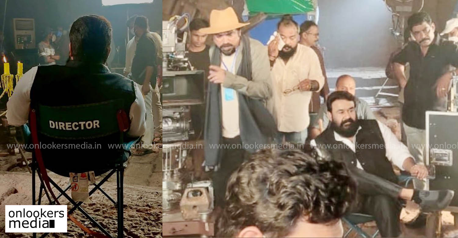 barroz news,barroz second schedule,barroz shooting,mohanlal,mohanlal latest news,mohanlal's barroz updates,barroz latest location stills,mohanlal barroz set pics