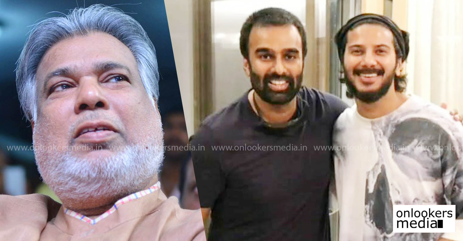 Dulquer Salmaan,Abhilash Joshiy,Abhilash Joshiy directorial debut,Abhilash Joshiy maiden movie,director joshiy's son,dulquer salmaan in director joshiy's son movie,dulquer salmaan abhilash joshiy,malayalam cinema news,latest mollywood film news