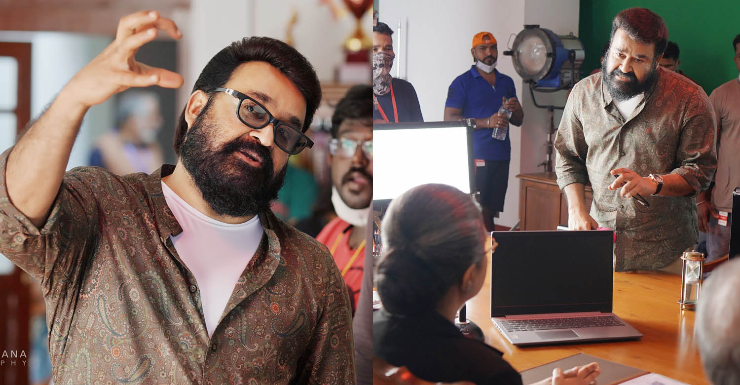 Mohanlal's directorial debut,barroz,barroz location image,mohanlal at barroz location,barroz news,barroz updates,malayalam cinema news,mollywood cinema news,actor mohanlal latest news