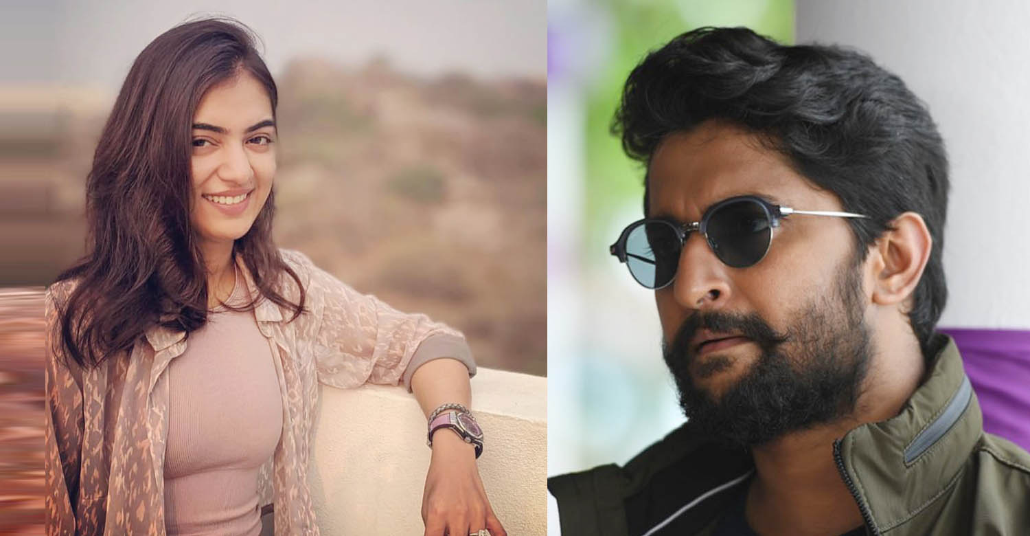 malayali actress nazriya,actress nazriya latest news,nazriya debut in telugu,nazriya telugu cinema,actor nani,nazriya in nani new film,Ante Sundaraniki,Ante Sundaraniki nazriya nani new film