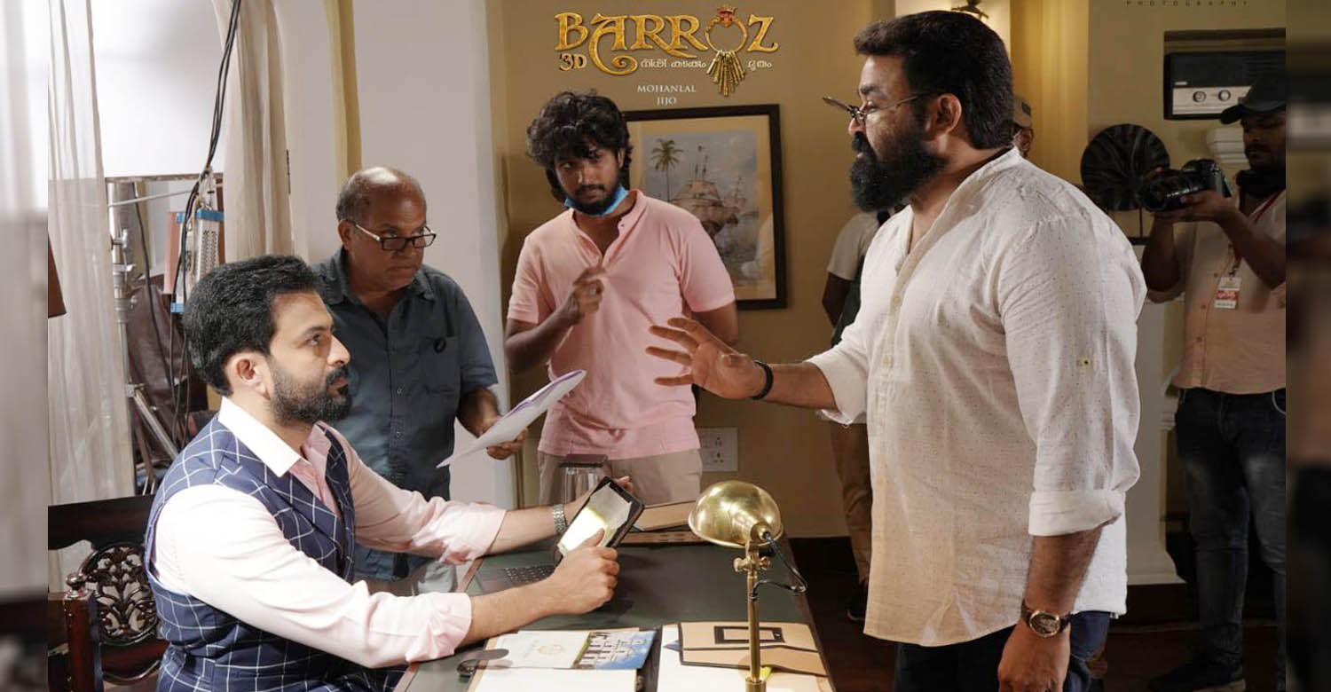 barroz location pics,prithviraj sukumaran mohanlal at barroz location,prithviraj at barroz set,prithviraj latest news,prithviraj in barroz,mohanlal latest news,barroz updates,barroz film news
