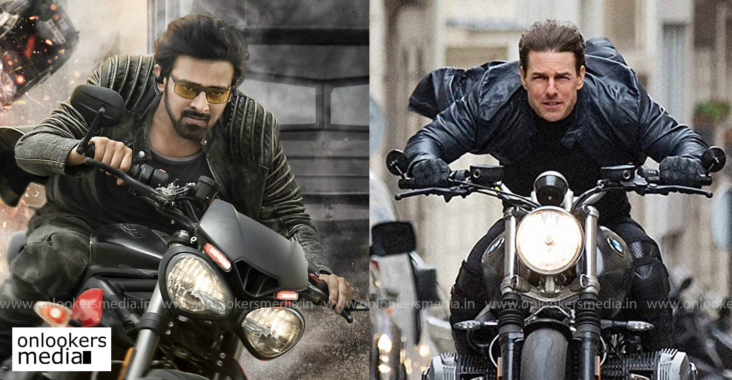 indian actor Prabhas,actor Prabhas latest news,tom cruise,mission impossible 7,prabhas act in mission impossible 7,Mission Impossible 7 indian actor,prabhas latest news,prabhas in hollywood cinema,prabhas in upcoming hollywood action film,Mission Impossible