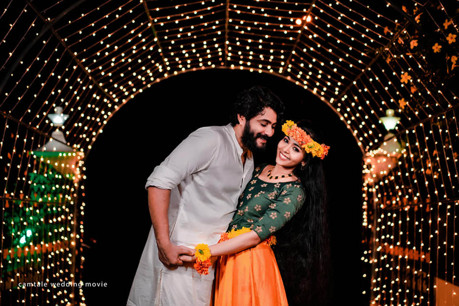 Antony Varghese set to tie the knot; Check out the photos from Haldi ceremony