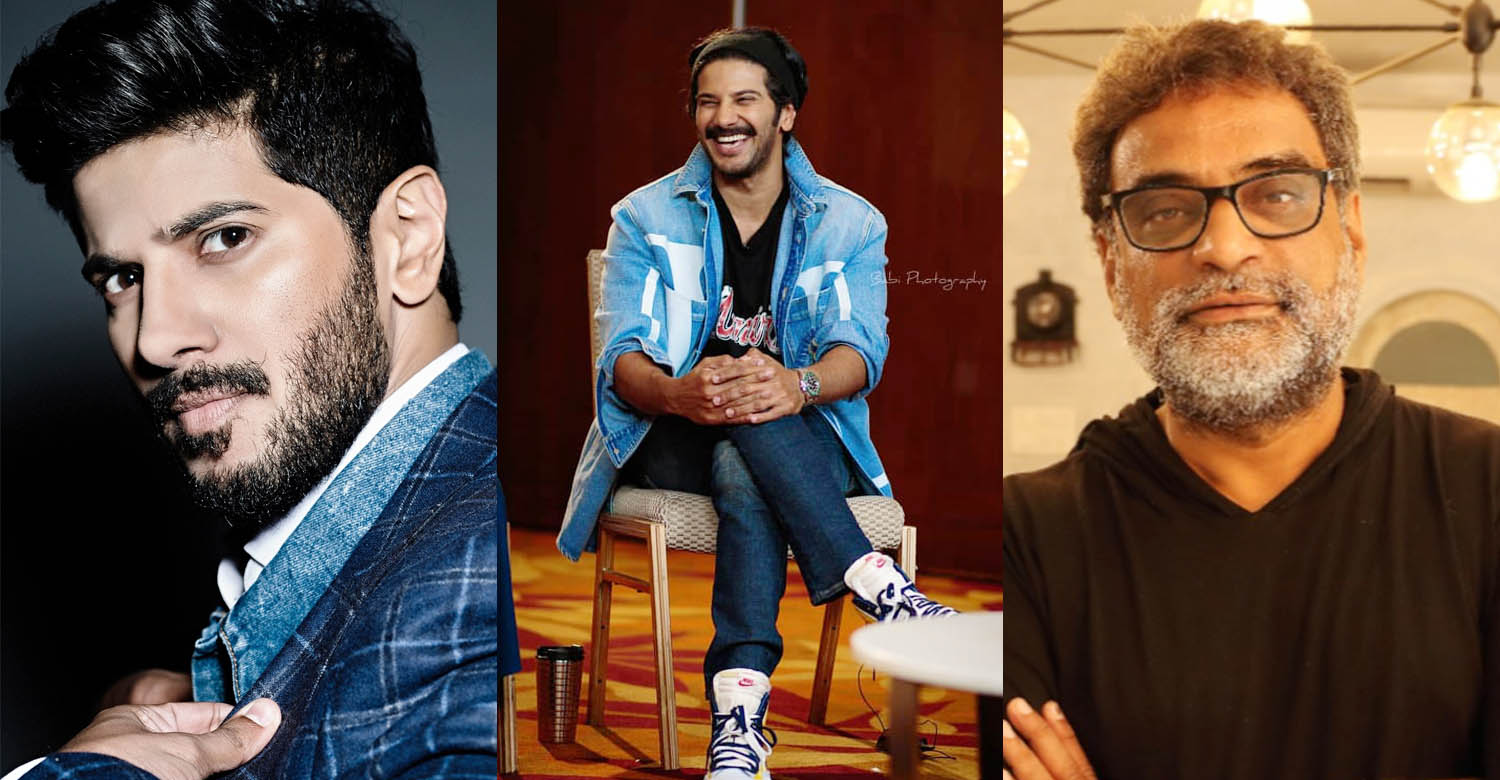 r balki,director balki about dulquer salmaan,dulquer salmaan balki movie latest reports,dulquer salmaan new bollywood film news,most charming actors in Indian cinema today,most charming actors in Indian cinema