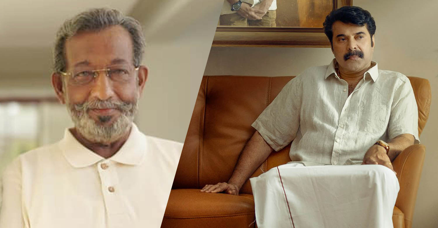 Nedumudi Venu part of two of Mammootty's upcoming films